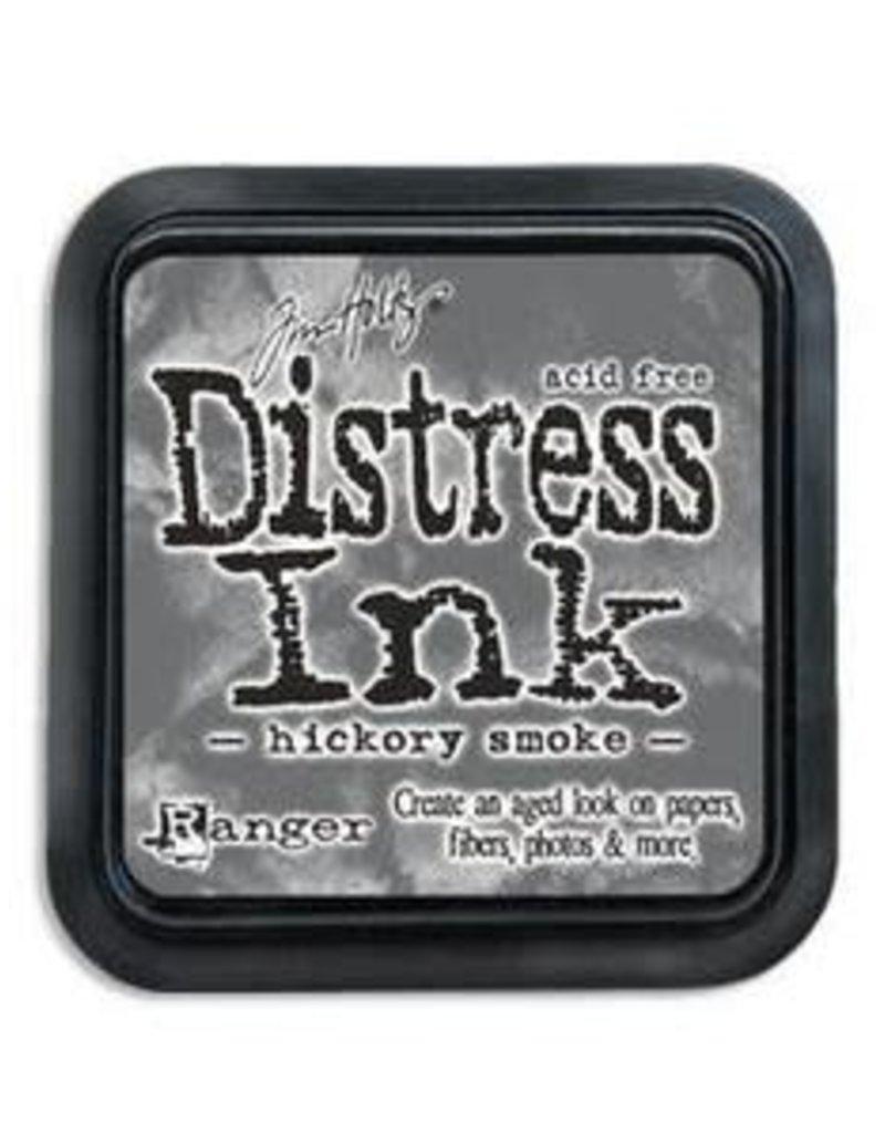 RANGER Distress Ink Hickory Smoke