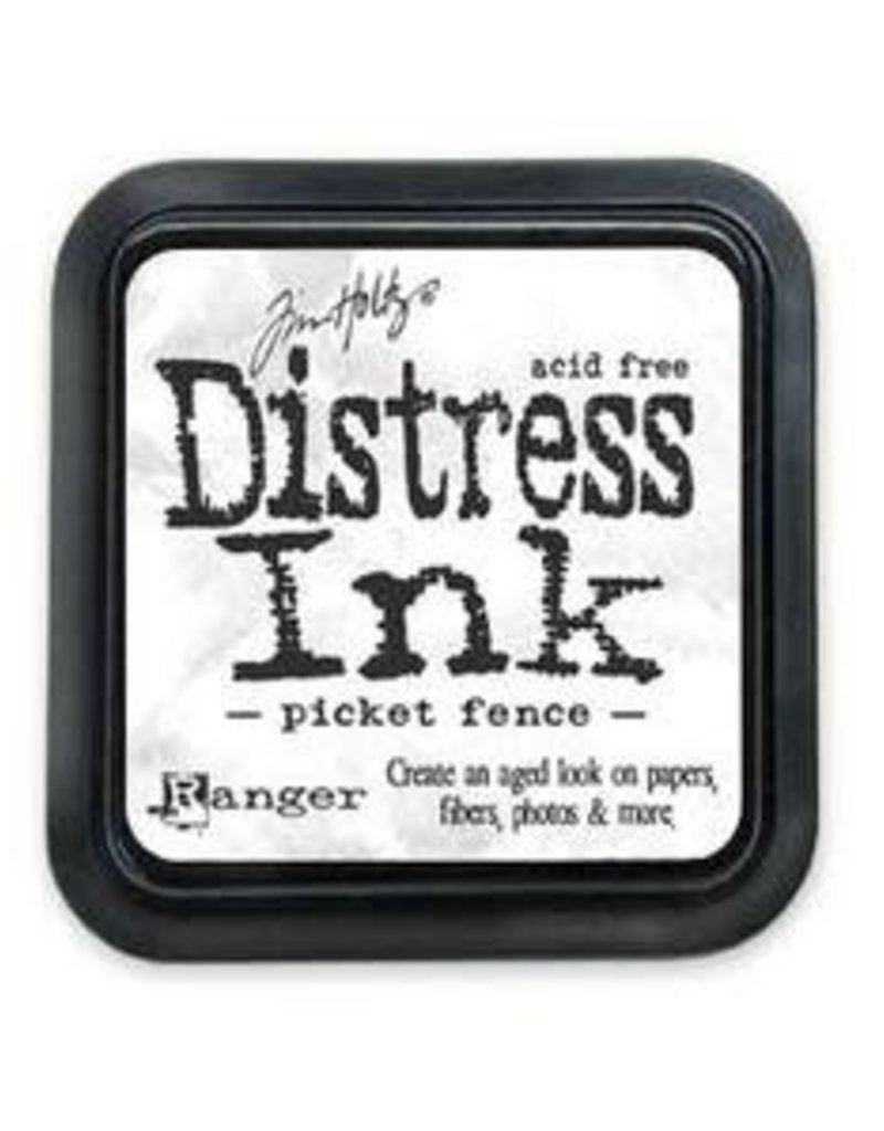 RANGER Distress Ink Picket Fence