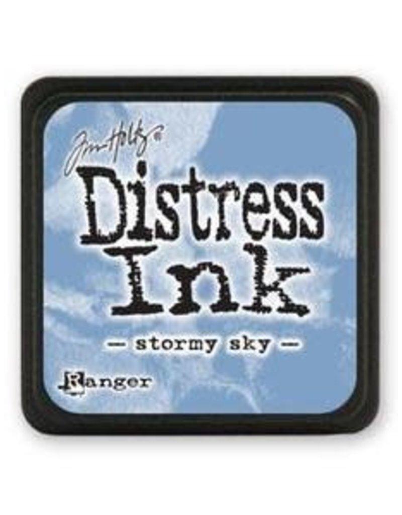 RANGER Distress Ink Mini Stormy Sky