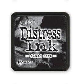 RANGER Distress Ink Mini Black Soot