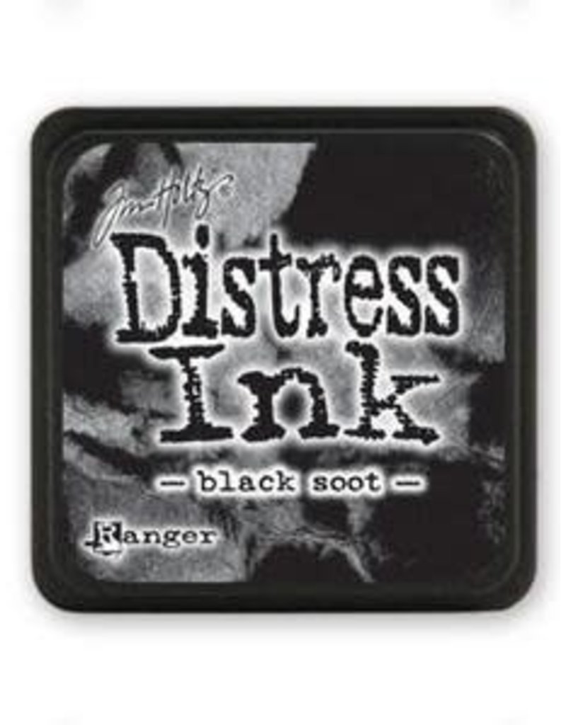 RANGER Distress Ink Mini Black Soot