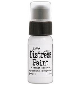 RANGER Distress Paint Picket Fence