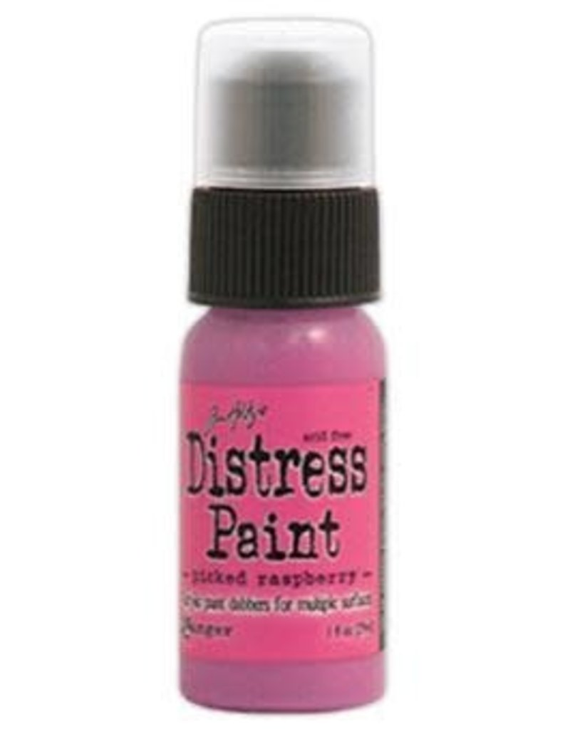 RANGER Distress Paint Picked Raspberry