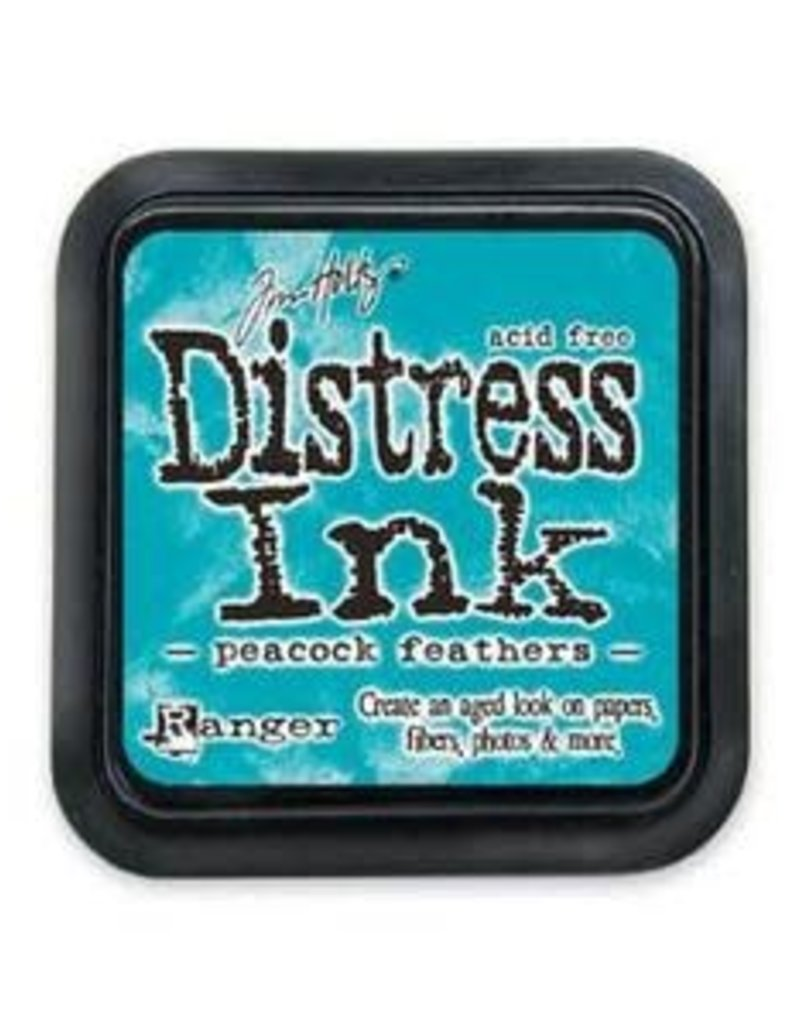 RANGER Distress Ink Peacock Feathers