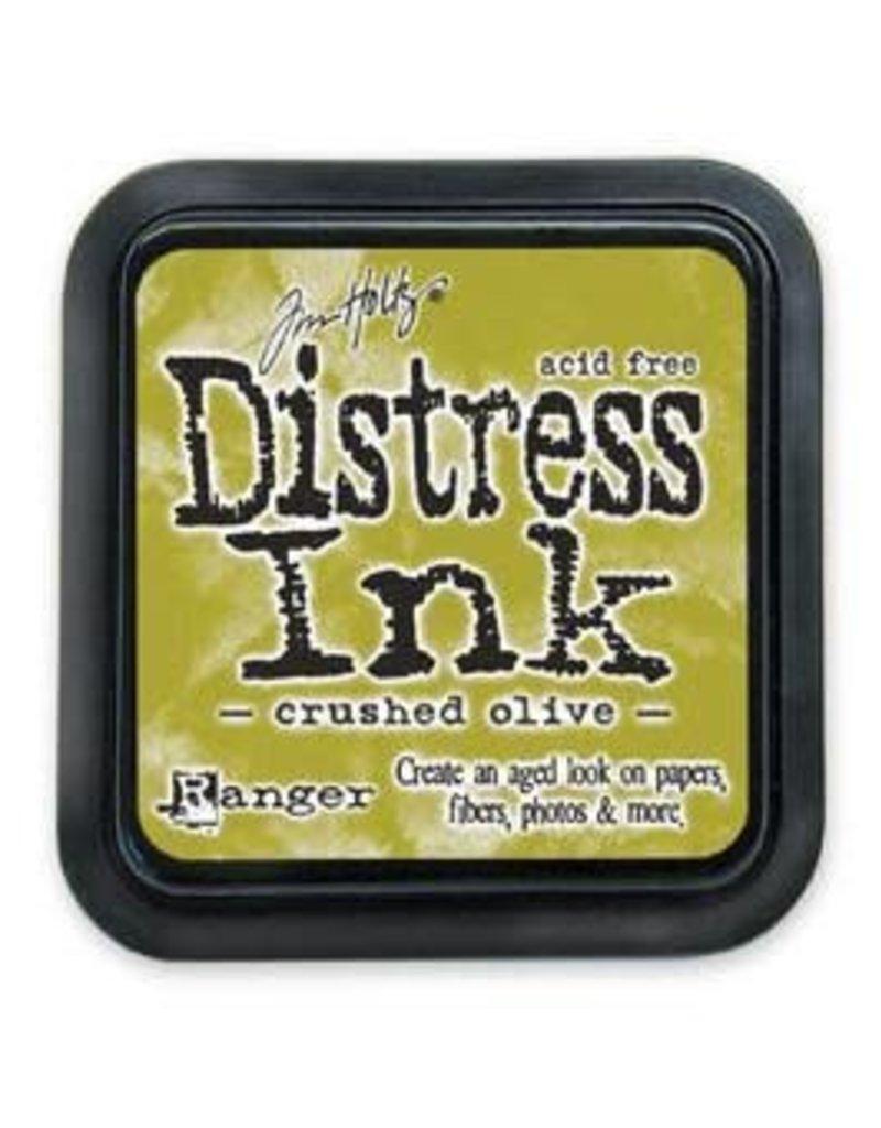 RANGER Distress Ink Crushed Olive