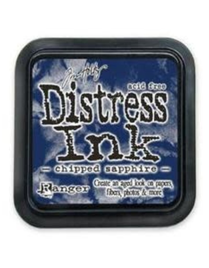 RANGER Distress Ink Chipped Sapphire