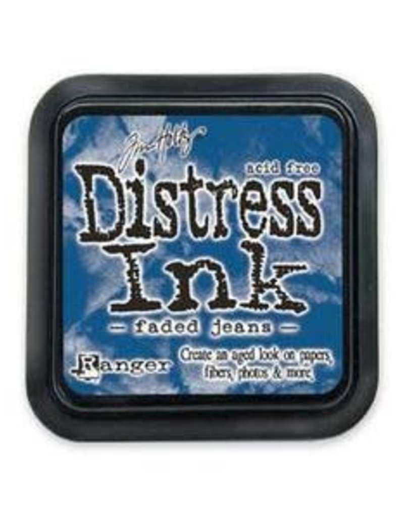 RANGER Distress Ink Faded Jeans