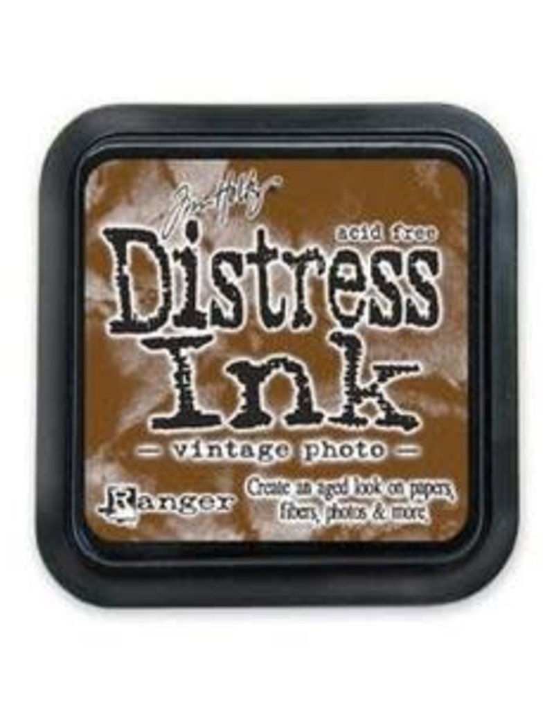 RANGER Distress Ink Vintage Photo