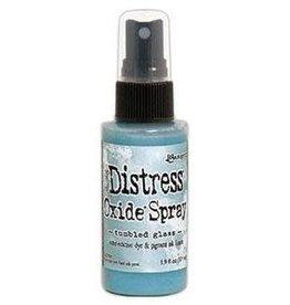 RANGER Distress Oxide Spray Tumbled Glass