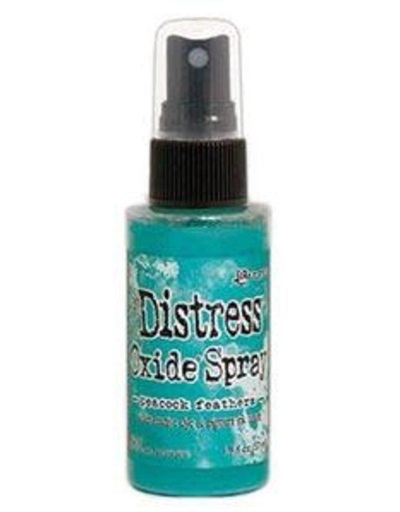 RANGER Distress Oxide Spray Peacock Feathers