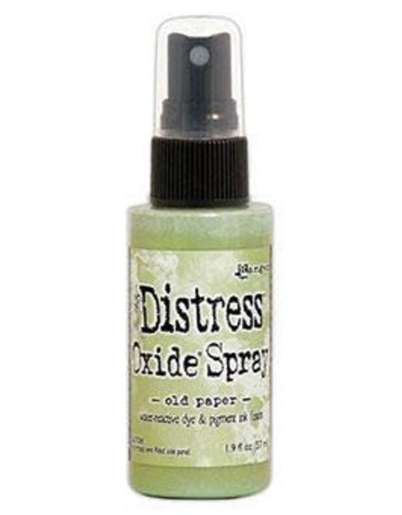 RANGER Distress Oxide Spray Old Paper