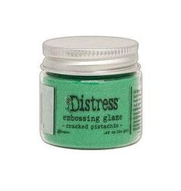 RANGER TH Distress Embossing Glaze Cracked Pistachio