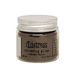 RANGER TH Distress Embossing Glaze Walnut Stain