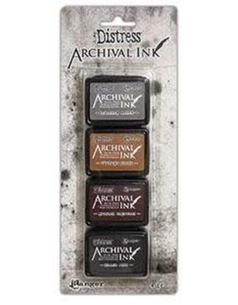RANGER Archival Ink Distress Mini Kit #3