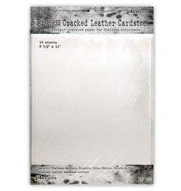 RANGER Ranger Distress Cracked Leather Cardstock Letter Size