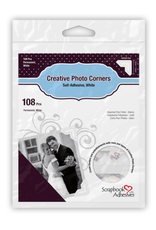 3L 3L Photo Corners White