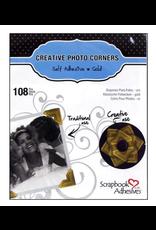 3L 3L Photo Corners Gold