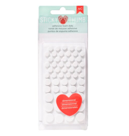 american crafts Ac Sticky Thumb Foam Dots