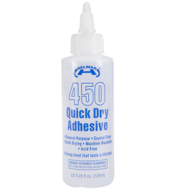 hellmar Helmar 450 Quick Dry Adhesive 4.23 oz