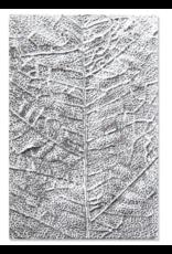 sizzix Sizzix TH Leaf Veins 3-D Textured Impressions Embossing Folder