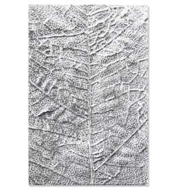 sizzix Sizzix TH Leaf Veins 3-D Textured Impressions Embossing Folder