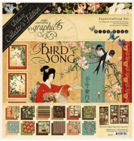 GRAPHIC 45 Graphic 45 Collector's Edition Bird Song