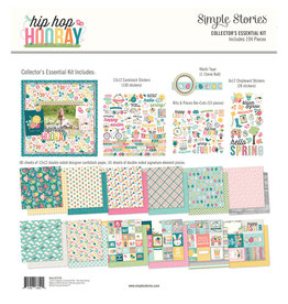 simple stories SS Essential Kit Hip Hop Hooray