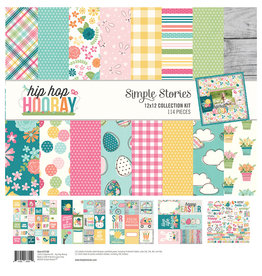 simple stories SS Collection Kit Hip Hop Hooray
