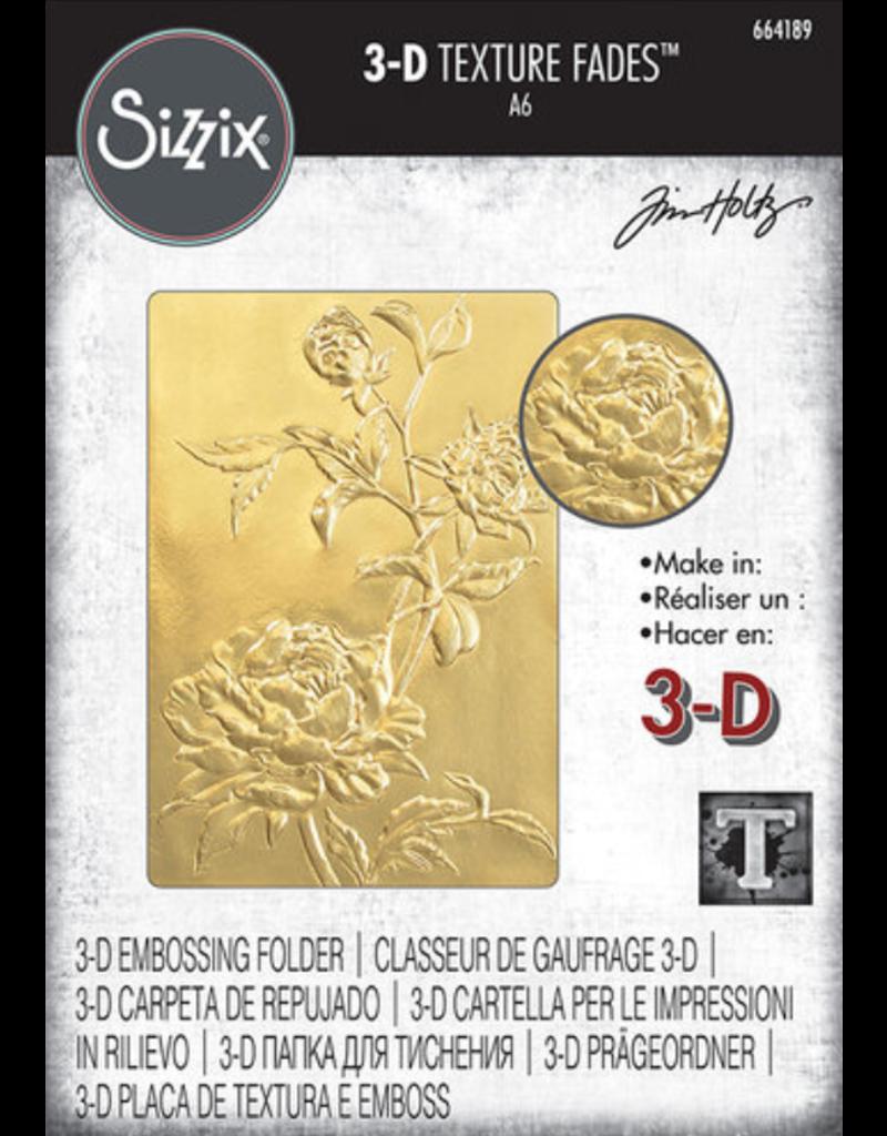 sizzix Sizzix TH Die 3D Impresslits Roses