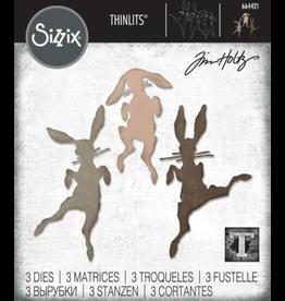sizzix Sizzix TH Die Bunny Hop