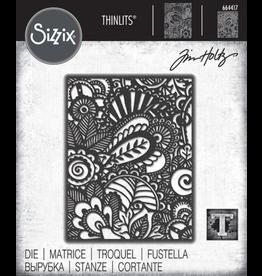 sizzix Sizzix TH Die Doodle Art