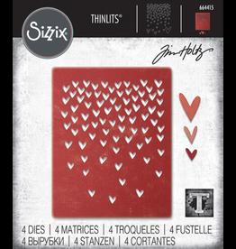sizzix Sizzix TH Die Falling Hearts