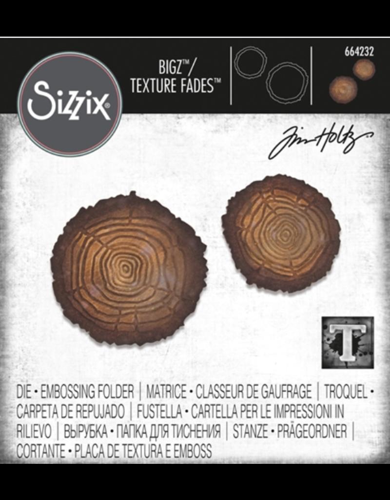 sizzix Sizzix TH Die Tree Rings, Mini