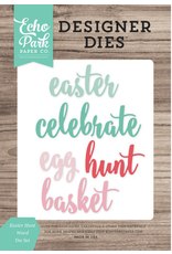 Echo Park Ep Die Easter Hunt Words