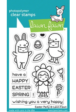 lawn fawn LF Die Easter Party