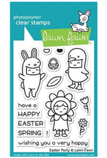 lawn fawn LF Stamp Easter Party