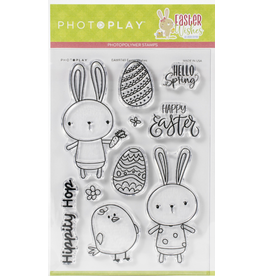 Photoplay PP Stamp Easter Wishes
