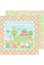DOODLEBUG D Bug Paper Easter Express