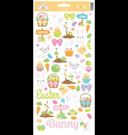 DOODLEBUG DoodleBug Icons Hoppy Easter