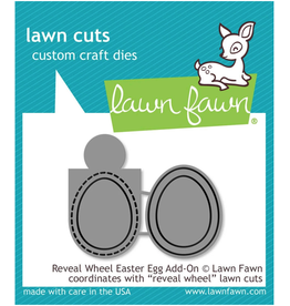 lawn fawn Lf Die Reveal Wheel: Easter Egg