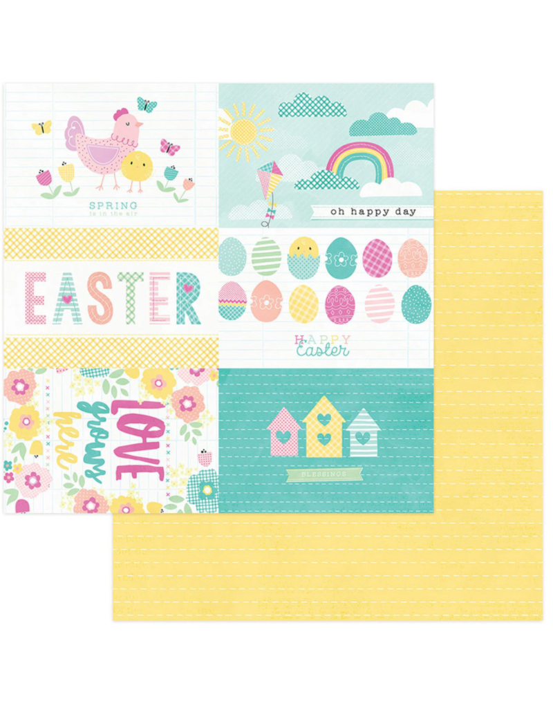 Photoplay Photoplay Paper Easter Blessings: Easter Basket