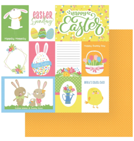 Photoplay PP Paper Easter Wishes:  Happy Easter