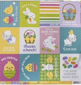 DOODLEBUG DoodleBug Paper Happy Easter :Sunday Dress