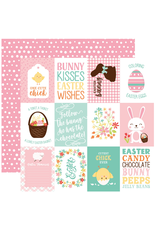 Echo Park Ep Paper Easter Wishes: Baskets Of Fun