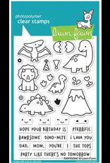 lawn fawn Lf Stamp Rawrsome
