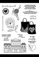 gina k designs Ginak Designs Stamp Art From The Heart