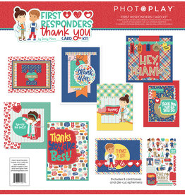 Photoplay Photoplay First Responders Card Kit