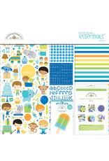 DOODLEBUG Doodlebug party time essentials kit