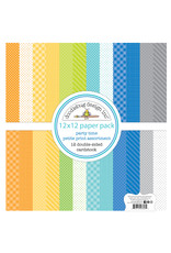 DOODLEBUG Doodlebug party time petite print assortment pack