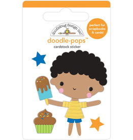 DOODLEBUG Doodlebug party time treat yourself doodle-pops